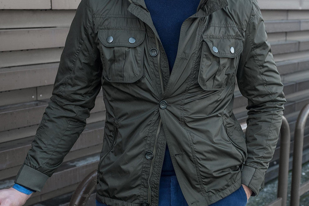 B&R's Rules for Layering your Outerwear