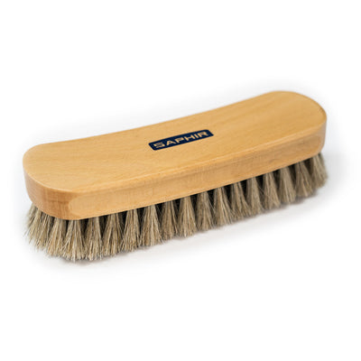 Saphir Horsehair Brush - Beckett & Robb