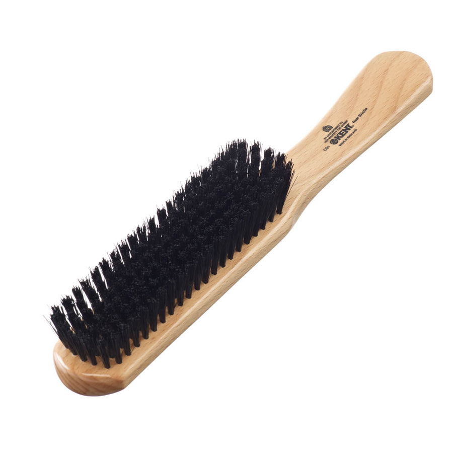 Handcrafted Cherrywood Clothes Brush (CG1) - Beckett & Robb