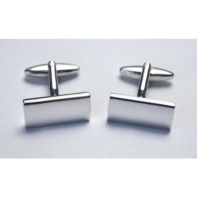 Rectangle Cufflinks - Beckett & Robb