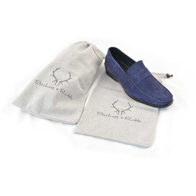 Bond Suede Loafer - Beckett & Robb