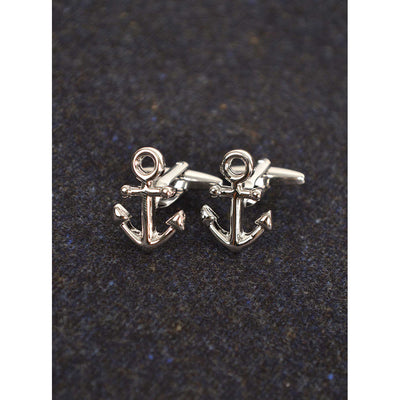 Anchor Cufflinks - Beckett & Robb