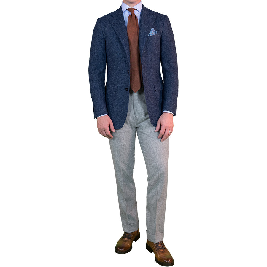 Blue Donegal Sport Coat - Beckett & Robb