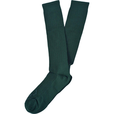 Forest Green Socks - Beckett & Robb