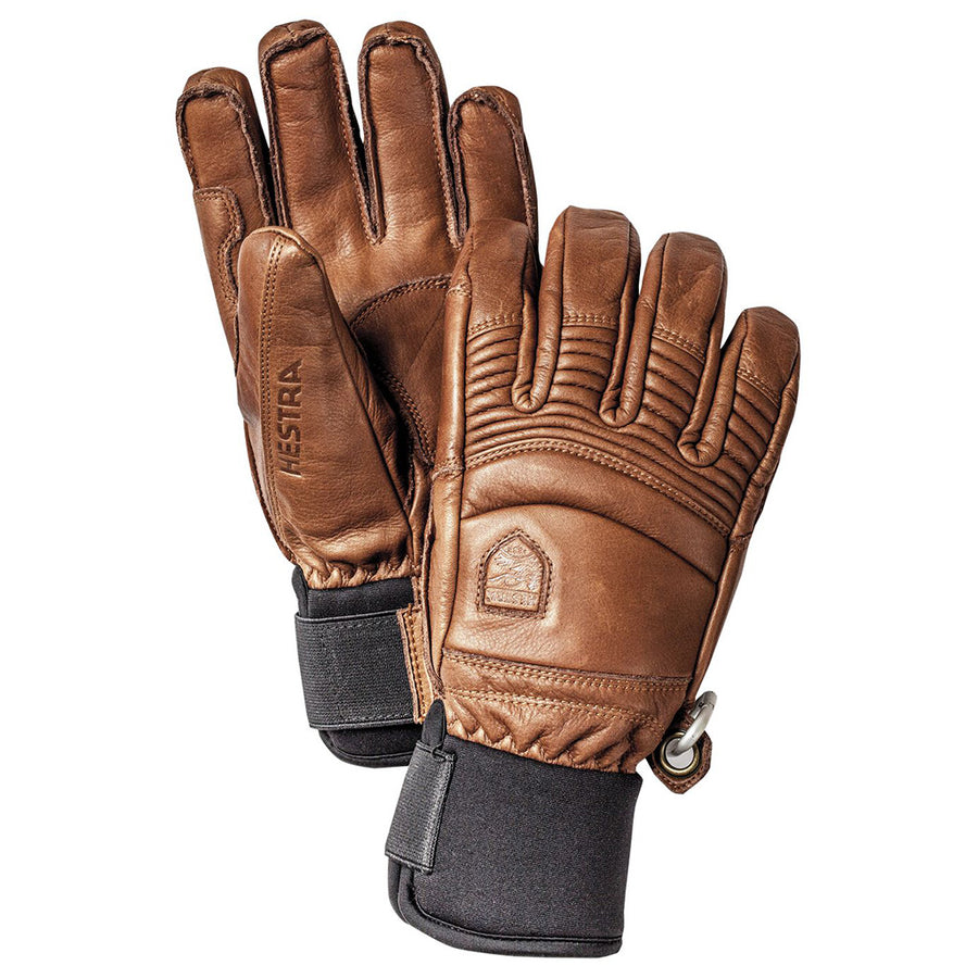 Hestra Ski Gloves - Brown - Beckett & Robb