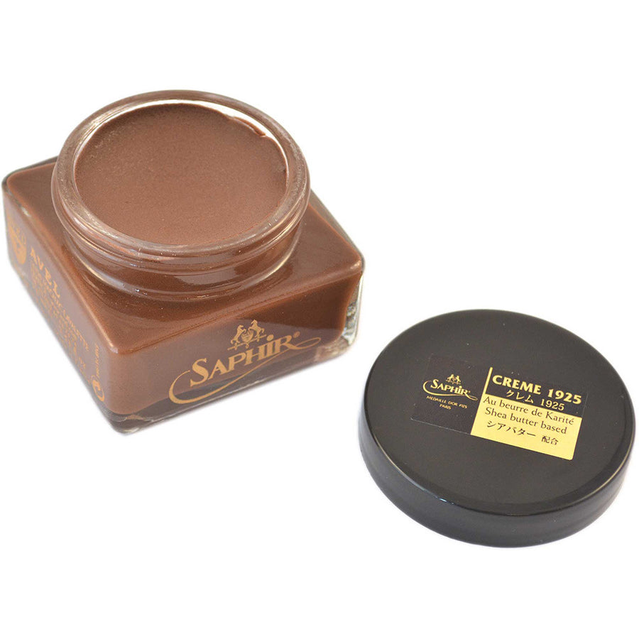 Saphir Medium Brown Creme - Beckett & Robb