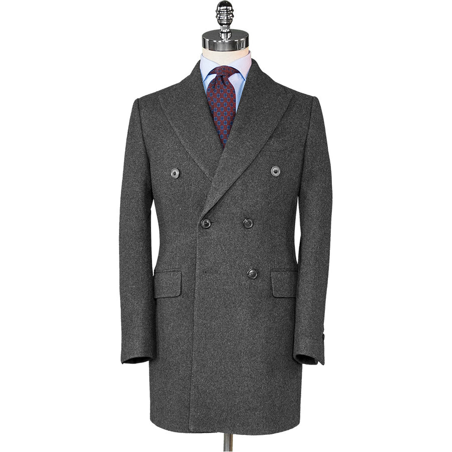 Grey Topcoat