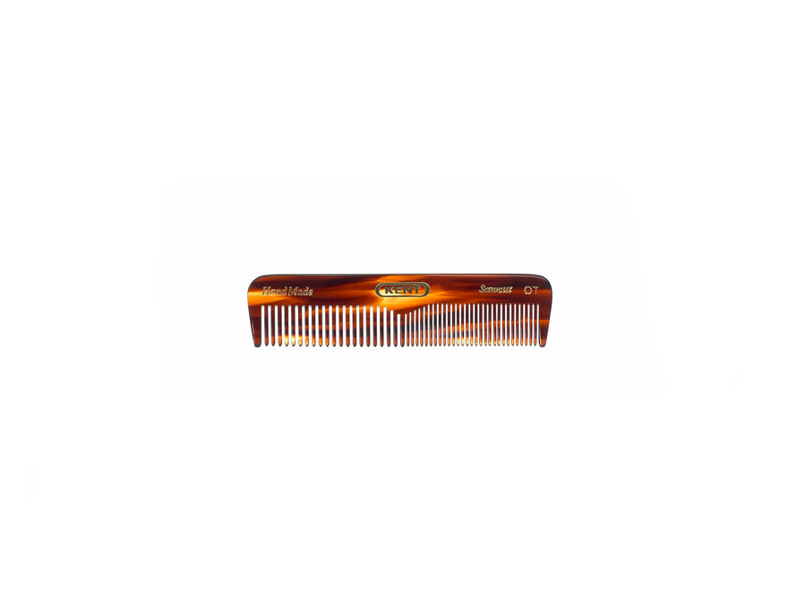 Kent Coarse and Fine Tooth Pocket Comb (OT) - Beckett & Robb