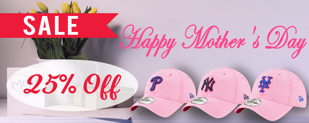 2018 Mother's Day | MLB Mother's Dad Hats