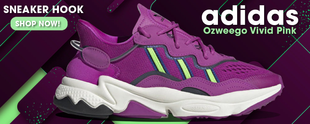 Ozweego Vivid Pink Clothing to match Sneakers | Clothing to match Adidas Ozweego Vivid Pink Shoes