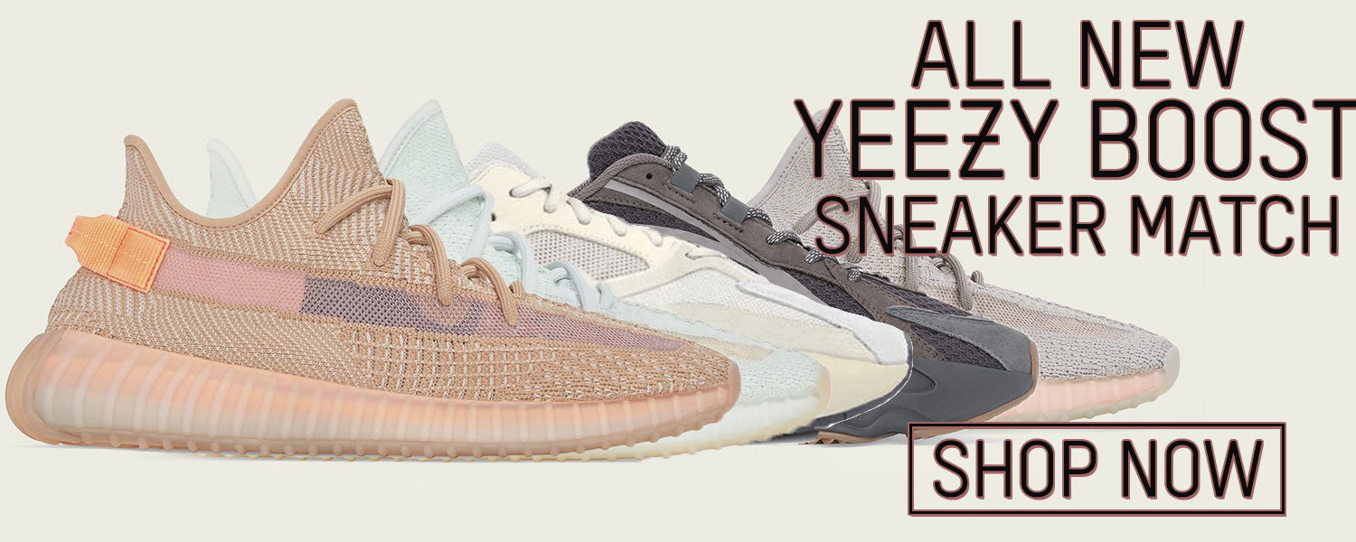 b8a936067acdf Brand New Yeezy Boost Sneaker Match Collection – Tagged