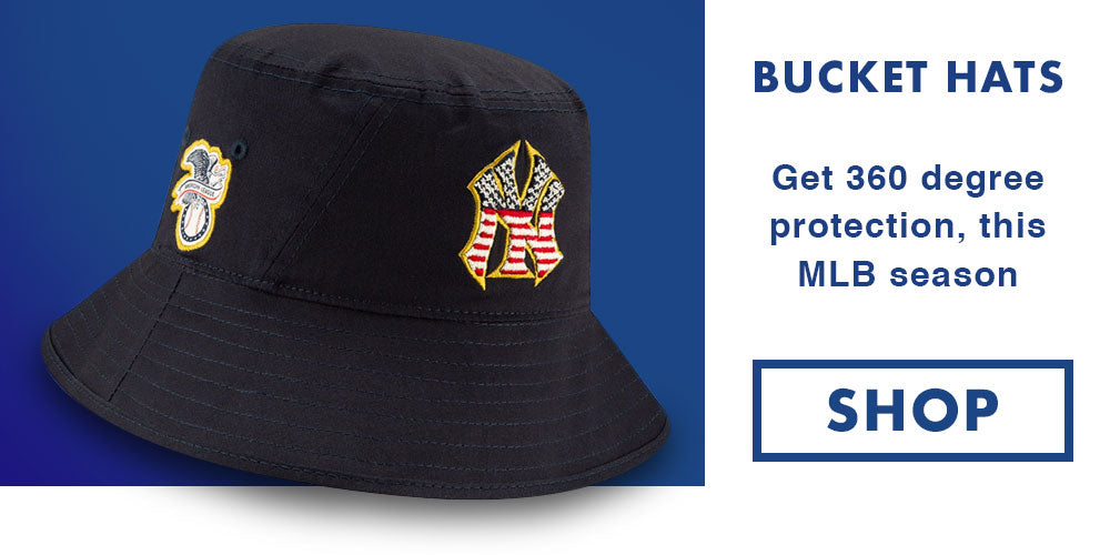 buy popular 6a418 6b992 2019 Stars and Stripes 4th of July On Field Bucket Hats