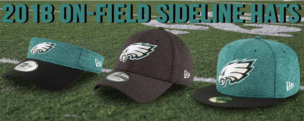 1516b97e6ba 2018 NFL On-Field Sideline Hats – Tagged