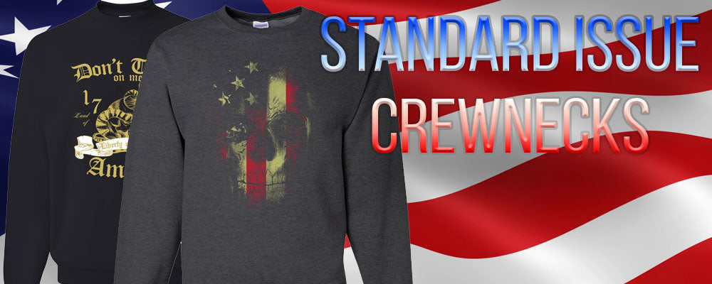 Standard Issue Crewneck Sweatshirts