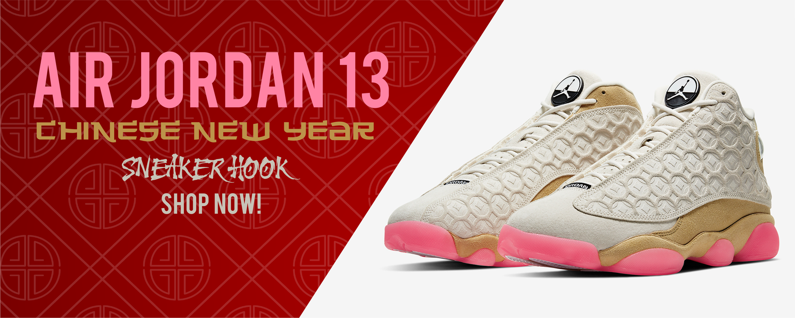 Clothing Made to Match Air Jordan 13 Chinese New Year Sneakers