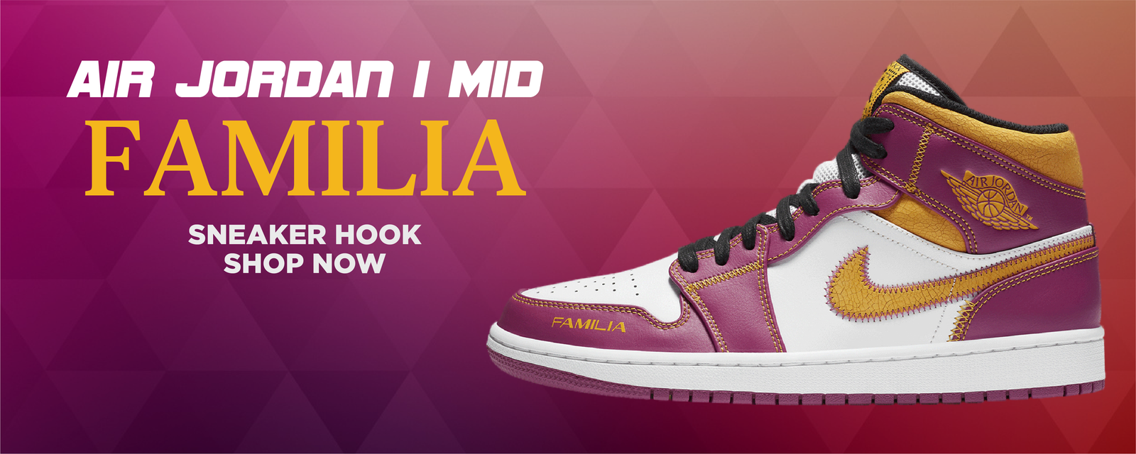 Air Jordan 1 Mid Familia Clothing to match Sneakers | Clothing to match Nike Air Jordan 1 Mid Familia Shoes