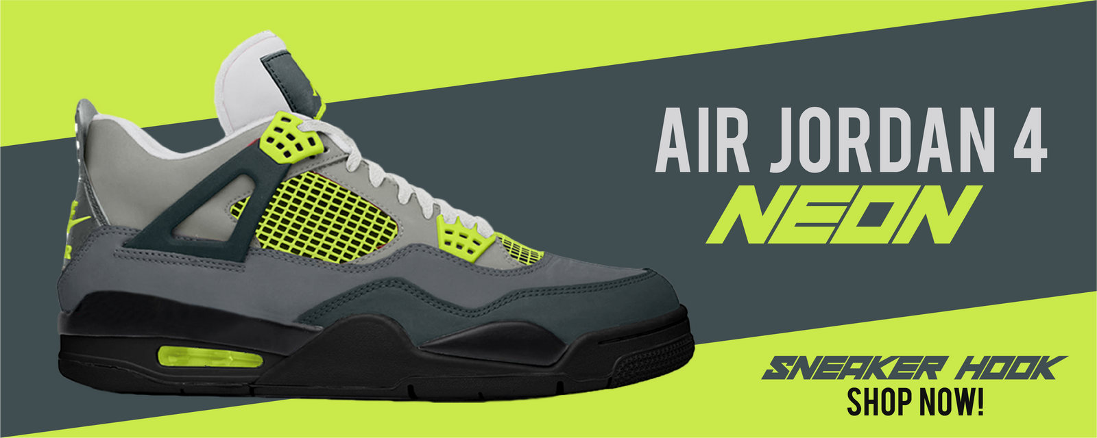 Jordan 4 Neon Clothing to match Sneakers | Clothing to match Air Jordan 4 Neon Shoes