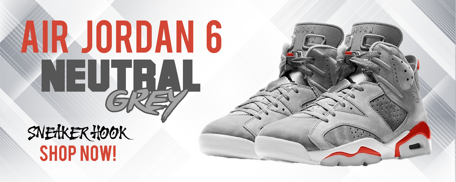Jordan 6 Neutral Grey Clothing to match Sneakers | Clothing to match Air Jordan 6 Neutral Grey Shoes