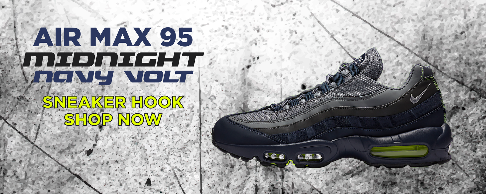 Air Max 95 Midnight Navy/Volt Clothing to match Sneakers | Clothing to match Nike Air Max 95 Midnight Navy/Volt Shoes