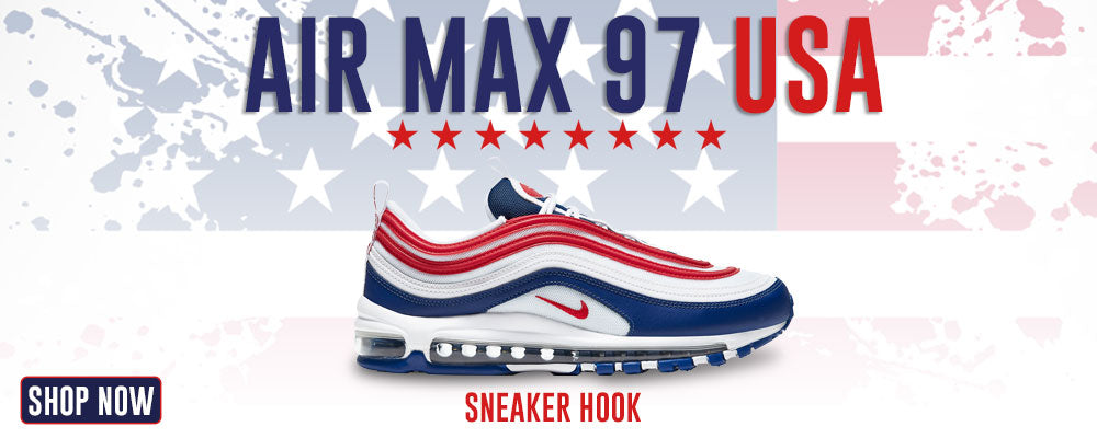 Air Max 97 USA Clothing to match Sneakers | Clothing to match Nike Air Max 97 USA Shoes