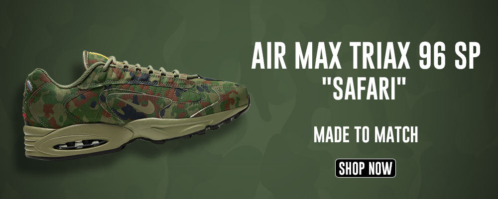 Air Max Triax 96 SP 'Safari' Clothing to match Sneakers | Clothing to match Nike Air Max Triax 96 SP 'Safari' Shoes