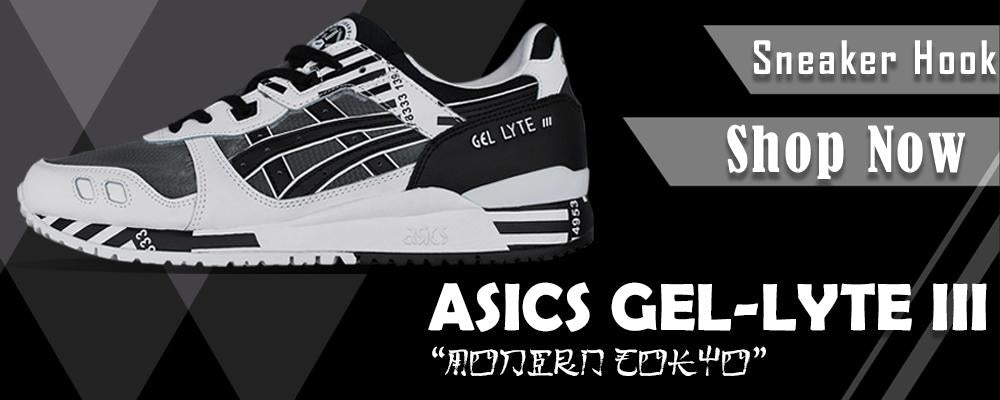 ASICS Gel-Lyte III 'Modern Tokyo Clothings to match Sneakers | Clothing to match ASICS Gel-Lyte III OG 'Modern Tokyo Shoes