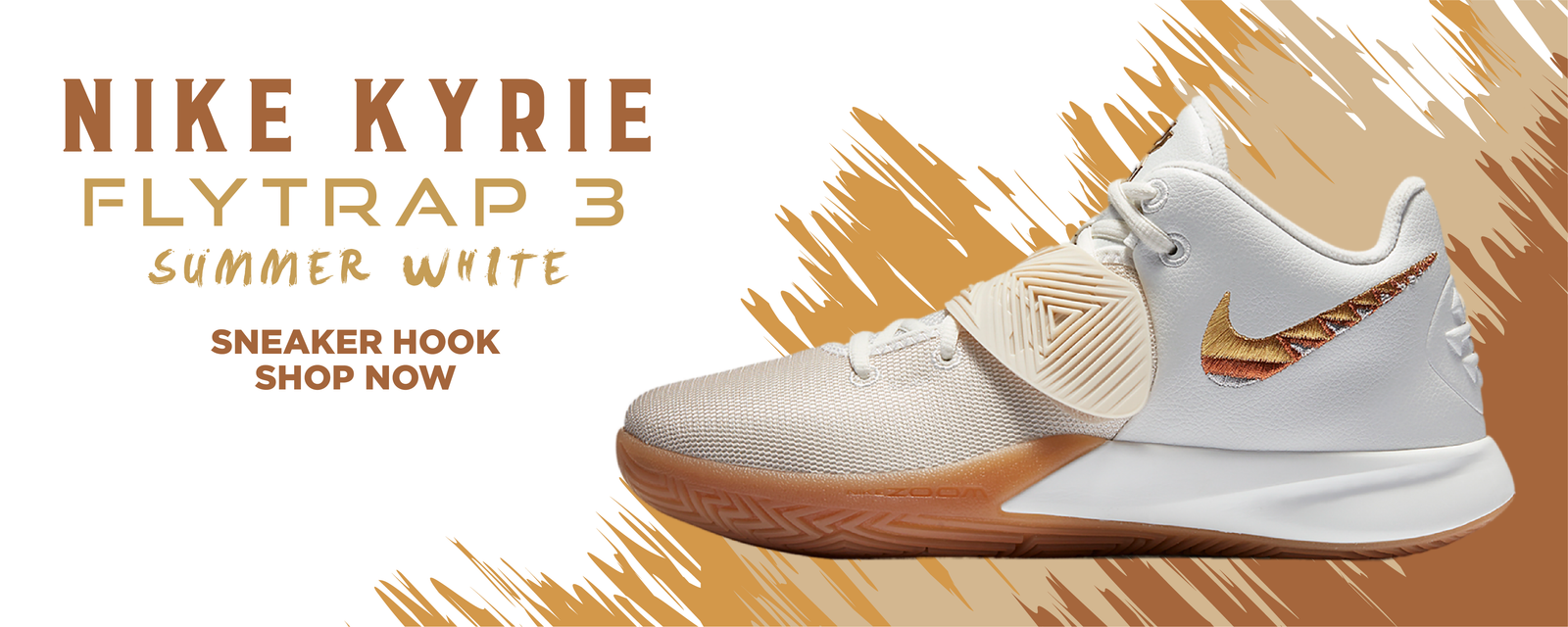 Kyrie Flytrap 3 Summit White Clothing to match Sneakers | Clothing to match Nike Kyrie Flytrap 3 Summit White Shoes