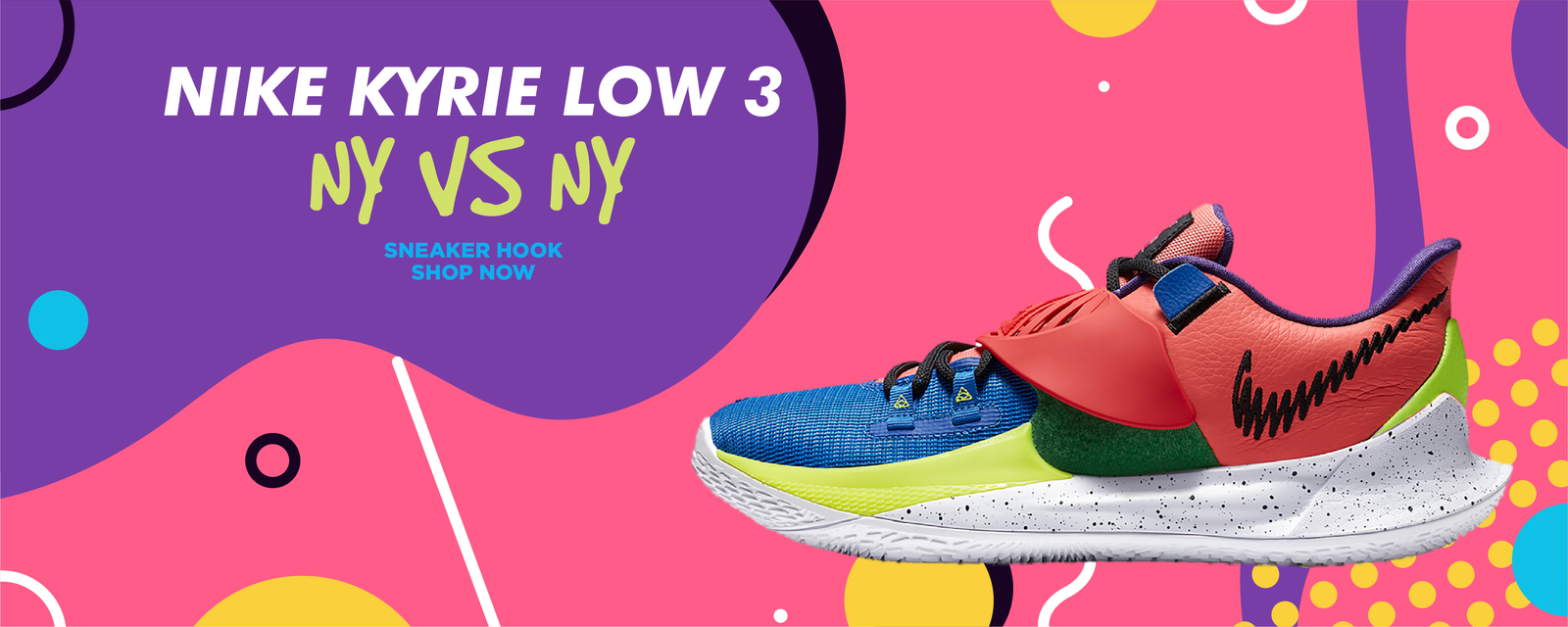 Kyrie Low 3 NY vs NY Clothing to match Sneakers | Clothing to match Nike Kyrie Low 3 NY vs NY Shoes