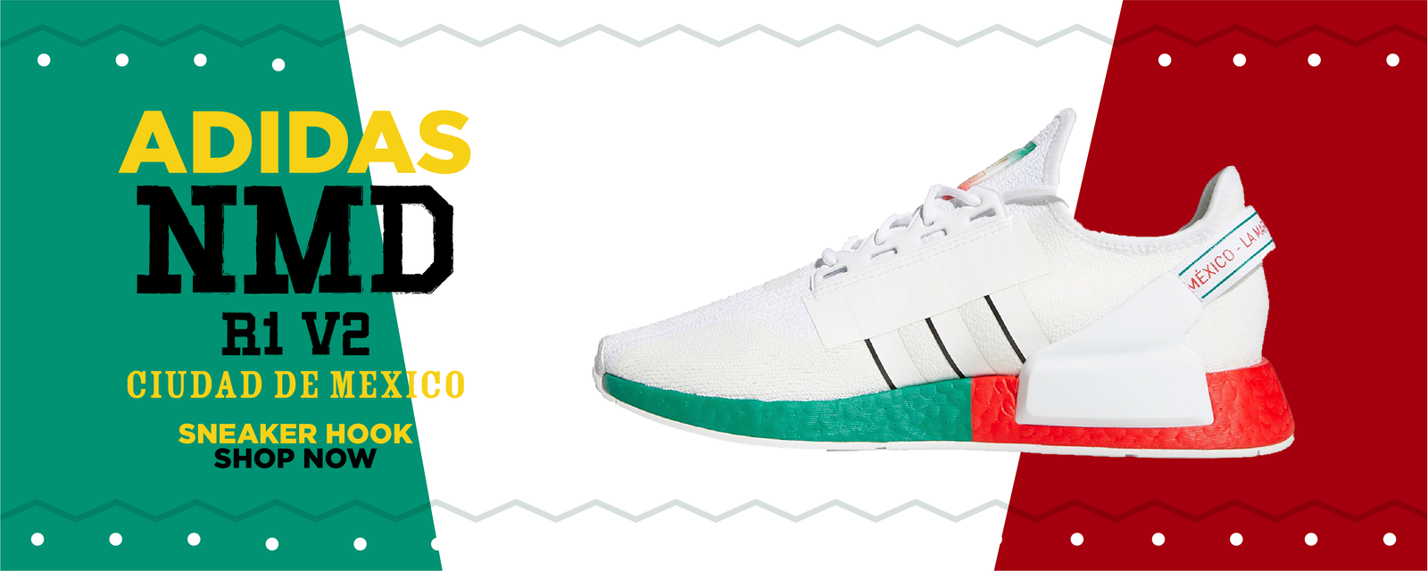 NMD R1 V2 Ciudad De Mexico Clothings to match Sneakers | Clothing to match Adidas NMD R1 V2 Ciudad De Mexico Shoes