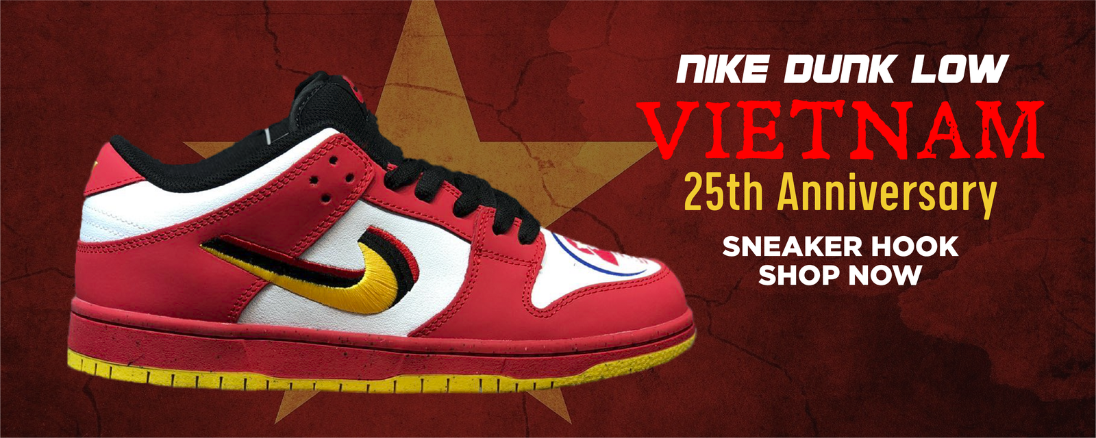 Dunk Low Vietnam 25th Anniversary Clothing to match Sneakers | Clothing to match Nike Dunk Low Vietnam 25th Anniversary Shoes