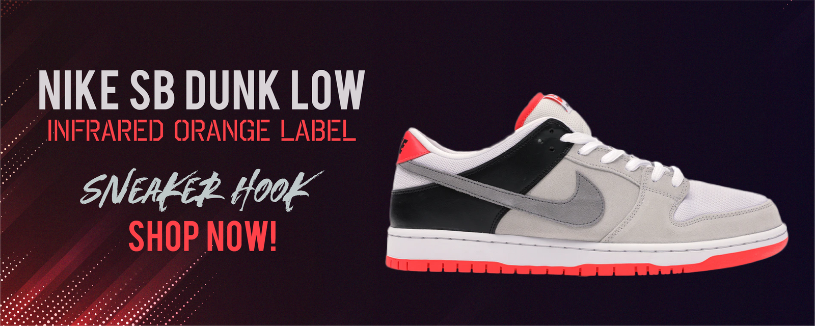 Nike SB Dunk Low Infrared Orange Label | Clothing To Match Sneakers