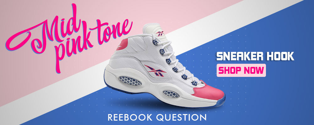 Question Mid Pink Toe Clothing to match Sneakers | Clothing to match Reebok Question Mid Pink Toe Shoes