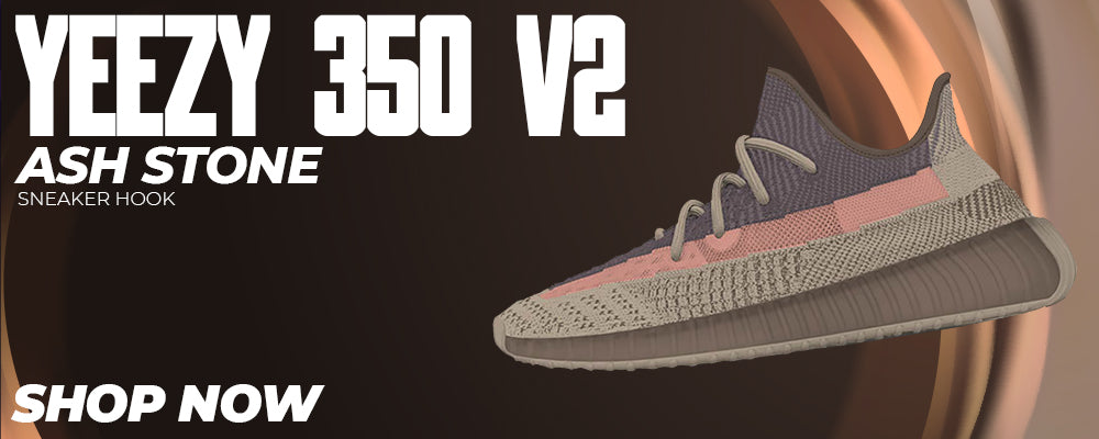 Yeezy 350 v2 Ash Stone Clothing to match Sneakers | Clothing to match Adidas Yeezy 350 v2 Ash Stone Shoes