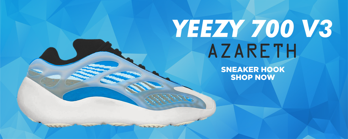 Yeezy 700 v3 Azareth Clothing to match Sneakers | Clothing to match Adidas Yeezy 700 v3 Azareth Shoes
