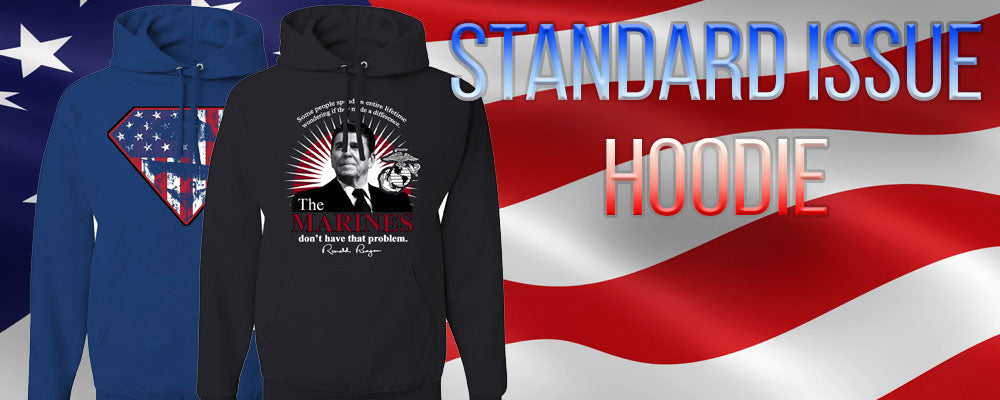 Standard Issue Hoodies