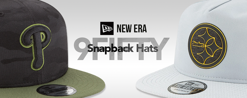 New Era 9Fifty Snapback Hats