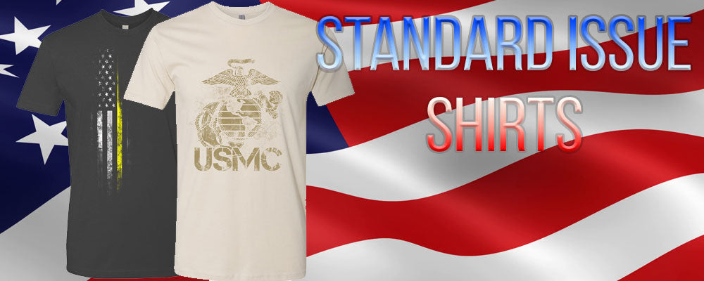 Standard Issue Shirts