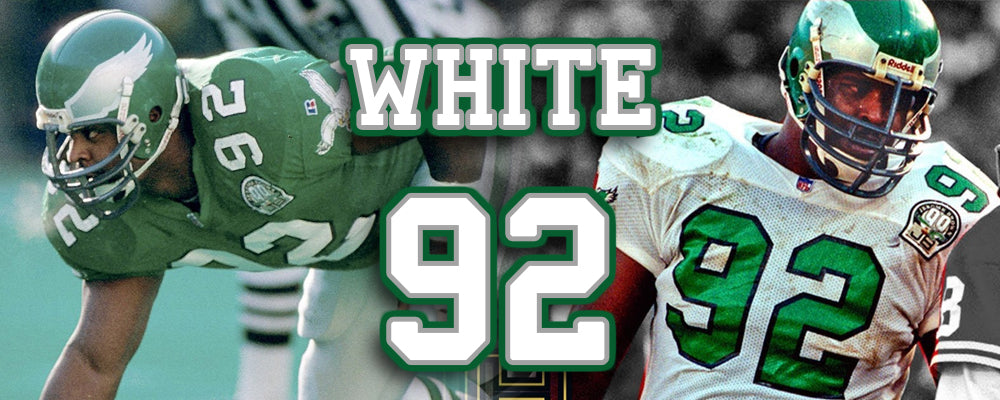 Reggie White Clothing