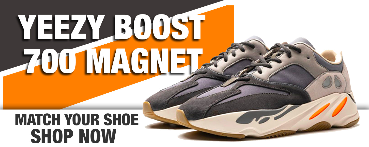 Yeezy Boost 700 Magnet Matching Sneaker Clothing | Sneaker outfit to match Magnet 700s