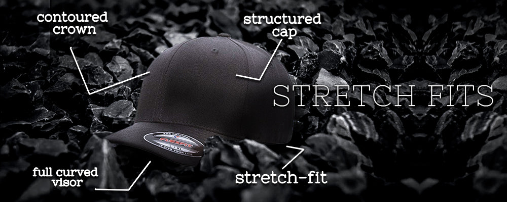 de6c0928d26bc2 Stretch Fit and Flexfit Hats – Tagged