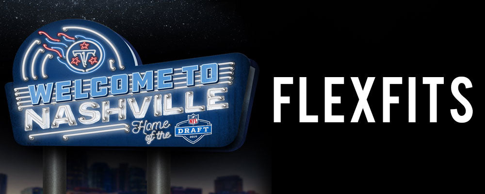 2019 NFL Draft Day On-Stage Limited Edition Flexfit Hats