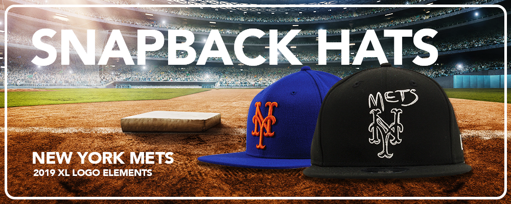 New York Mets Snapback Hats
