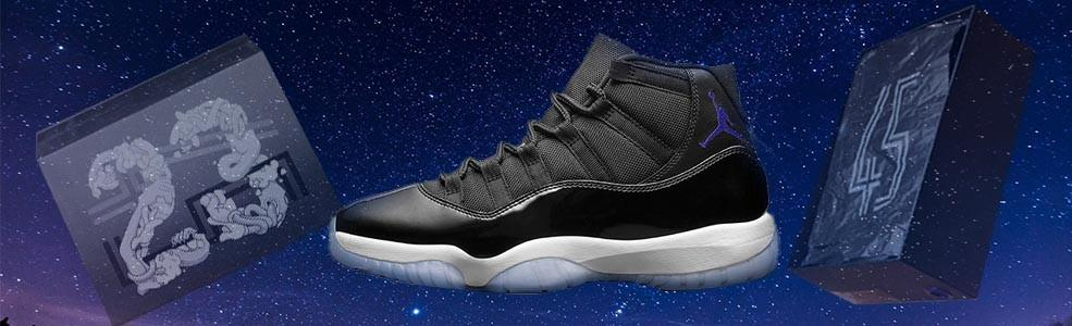 Jordan 11 Space Jam Matching Sneaker clothing | Sneaker outfits to match Space Jam 11s