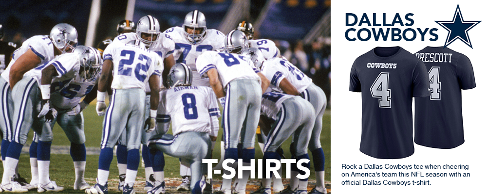 Dallas Cowboys T-Shirts
