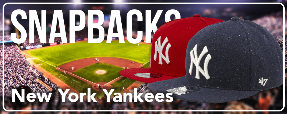 New York Yankees Snapback Hats