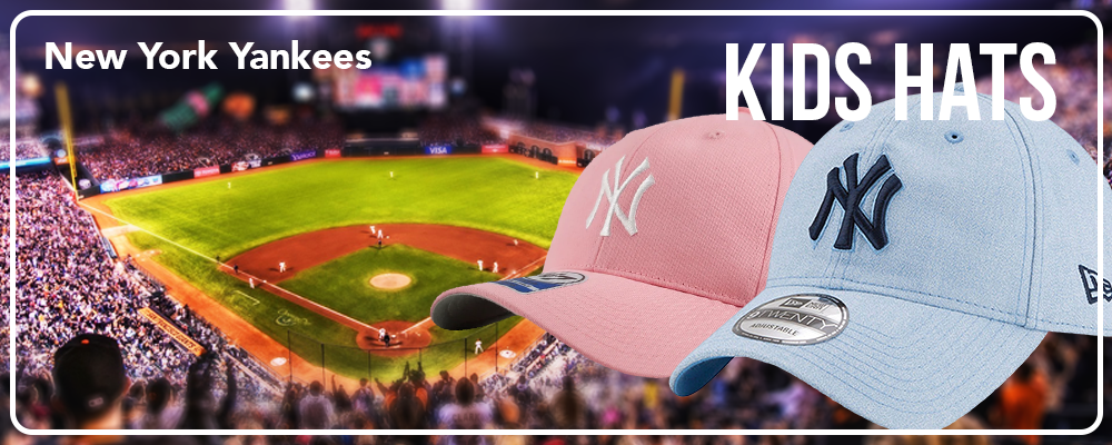 New York Yankees Kid's Hats