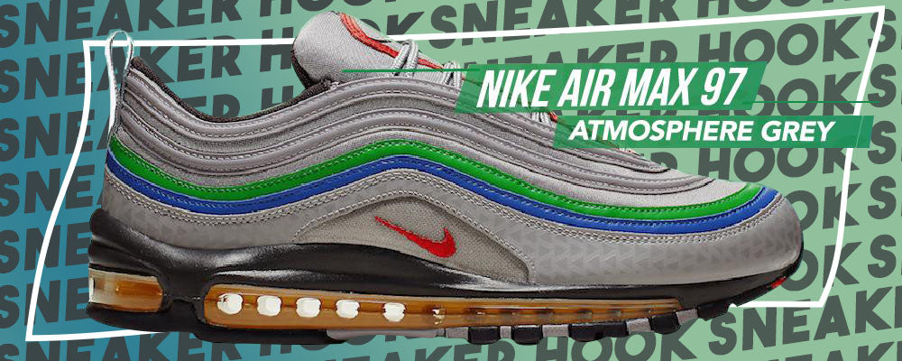 Clothing to match Air Max 97 Atmosphere Gray Sneakers