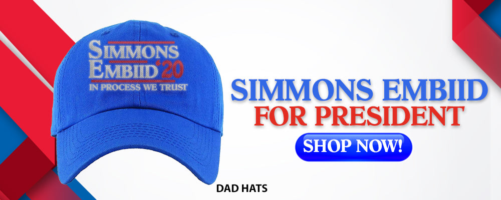 Simmon Embiid For President | Philadelphia Dad Hats