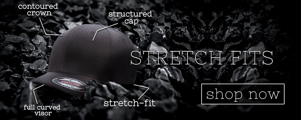 Shop all stretch fit caps