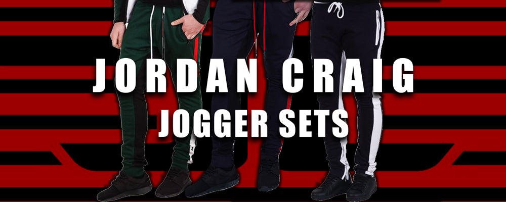 Shop all Jordan Craig Jogger sets to complete your look